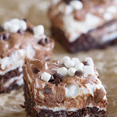 Mega Mallow Coconut Brownies