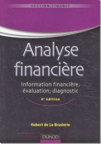 Analyse financière - Information financière et diagnostic