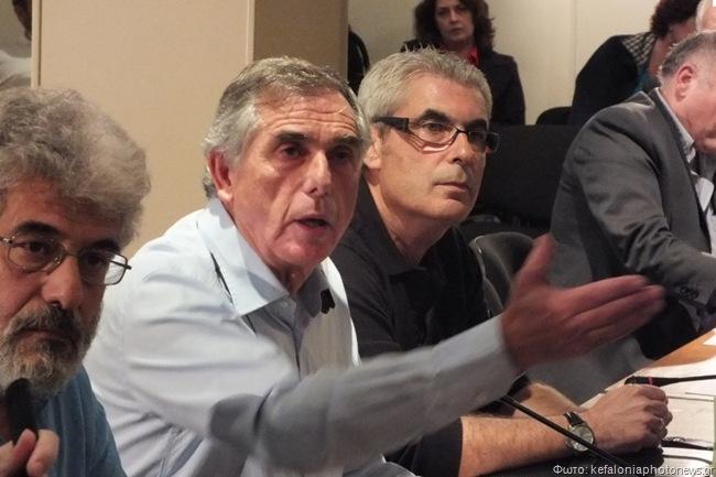 Ρουχωτάς: «Εξ ονόματος 1200 ψήφων, και όχι μόνο, έχω ειδικό έννομο συμφέρον κ Αγγελάκα»