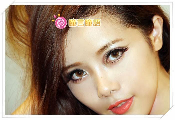 韓國NEO隱形眼鏡-天使三色蜜糖17