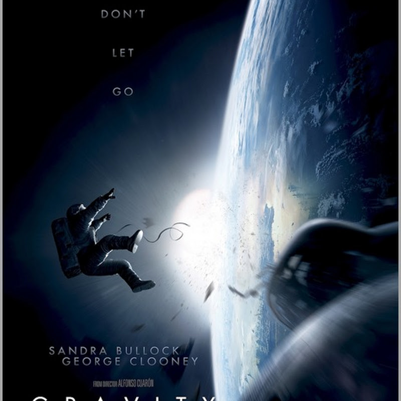"""Gravity"" Drops Teaser Poster and Trailer"