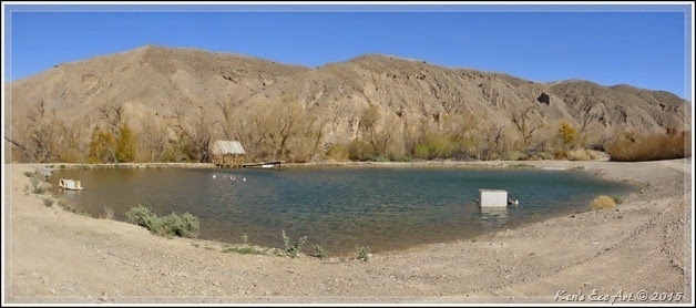EFP-China Ranch Resevoir