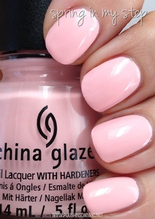 China Glaze Spring in my Step