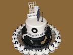 Frank Sinatra Vegas Cake