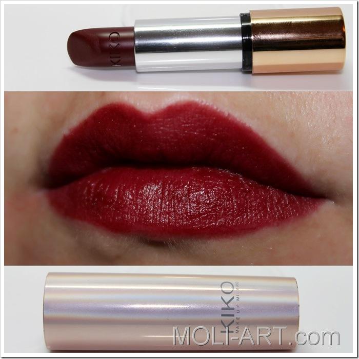 labial-lipstick-barra-de-labios-kiko-609-mate