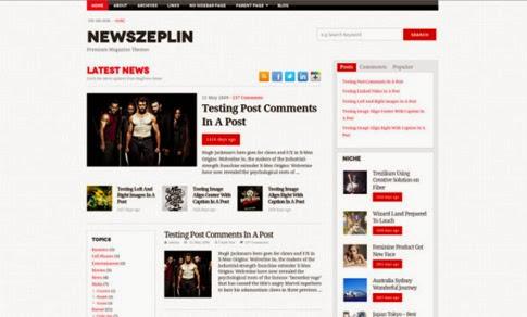 Themes77 - mejores plantillas para WordPress