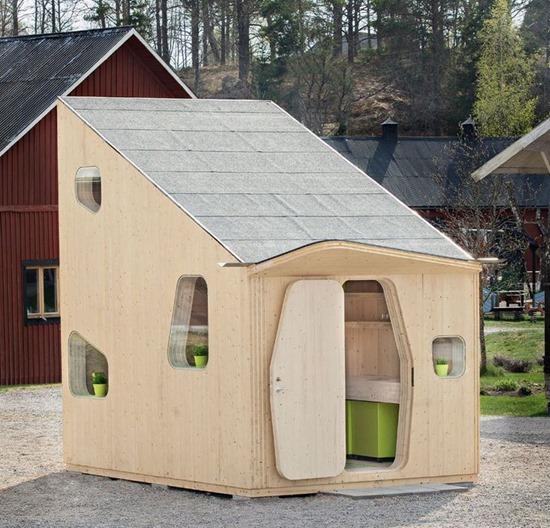 Casa sueca estudante 01
