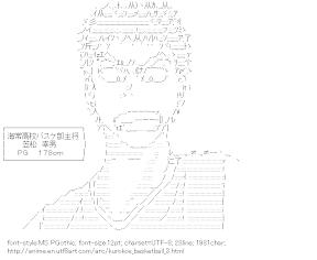 [AA]Kasamatsu Yukio (Kuroko's Basketball)