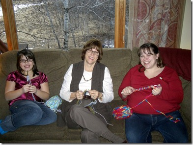 Grandma Pats Knitting Class