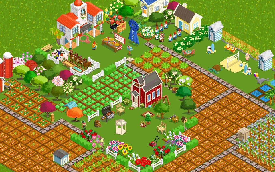 Farm story - iPIC Free