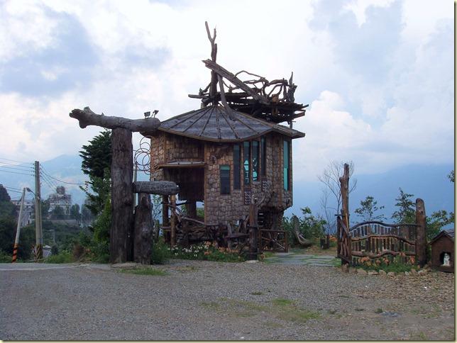雲南風情樹屋