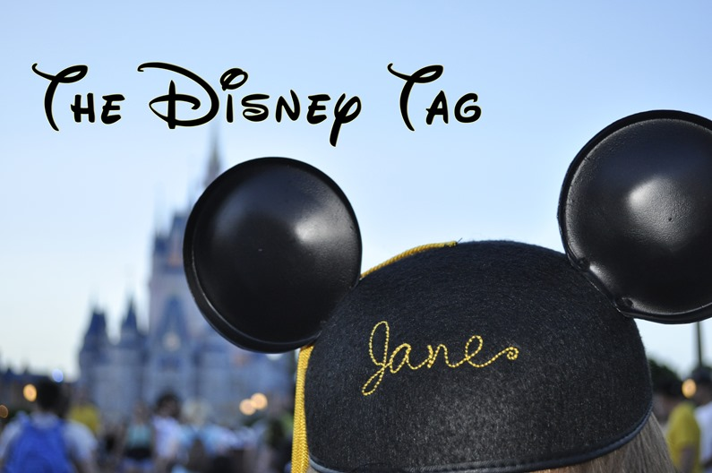The Disney Tag