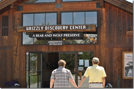 Yellowstone NP & Grizzly & Wolf Ctr 146