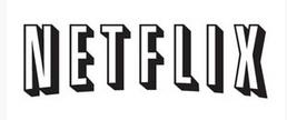Netflix Black & White Logo