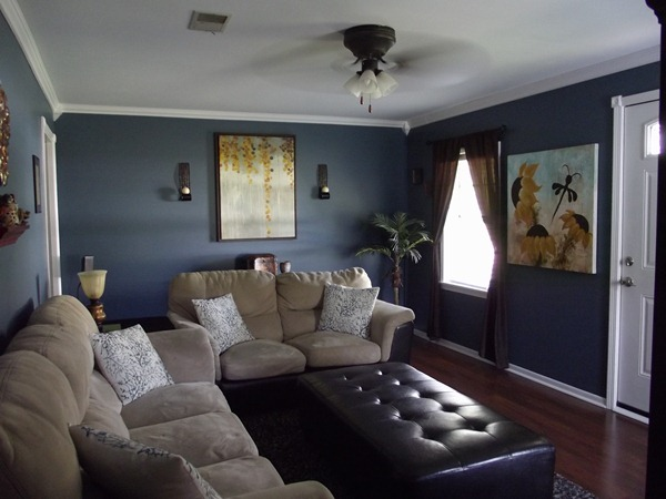 smokey blue by sherwin williams