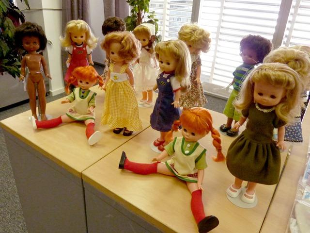 Madrid Fashion Doll Show - Sala de ventas 9