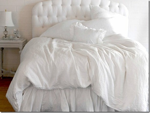 citified blog white bedroom