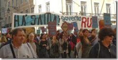 Manif.26 Out. Que Se Lixe a Troika.Out.2013