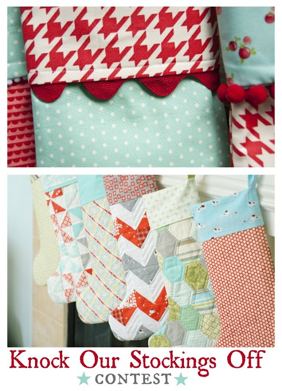 knock our stockings off contest and patterns