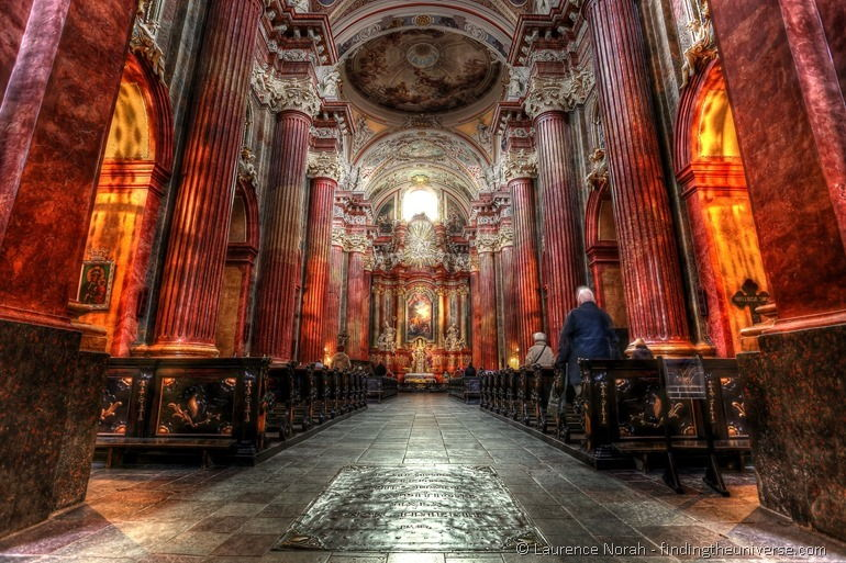Kirche Posen Polen