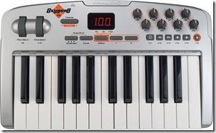 M-Audio Oxygen 8v2
