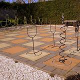 Chess Set at Allan Scott - En Route to Nelson, New Zealand