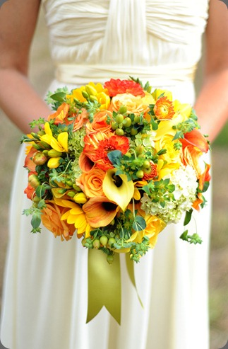 bouqurt  verbena floral design.ca