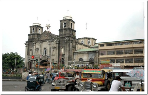 Tondo Church Today