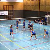 C Meisjes Volop '69 kampioen - Foto's Freddy Stotefalk