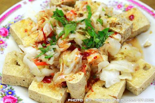 【台東人氣排隊美食】林家臭豆腐~外酥內嫩九層塔提香