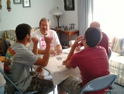 Learning Euchre