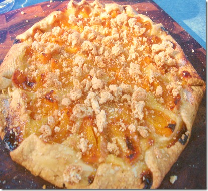 Almond, Apricot, And Cream Cheese Crostata Recipes — Dishmaps
