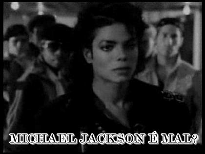 Michael Jackson do mal