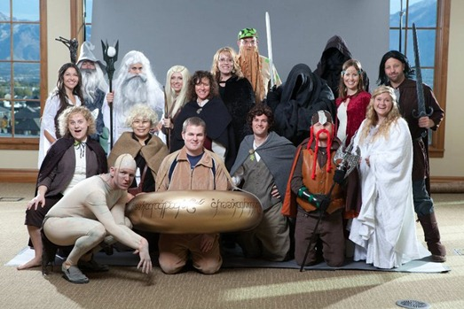LOTR costumes