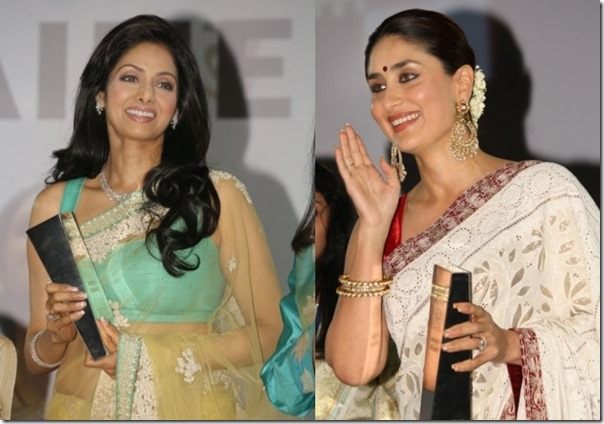 sridevi-sabyasachi-kareena-manish-malhotra-ndtv-entertainer-year-2013-1