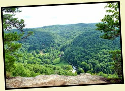 12c - Lover's Leap - View east