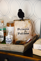 The Idea Room - Potions Printable