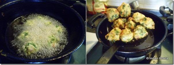 Bhaji Pakora recipe