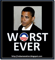 Obama Is Worst Ever