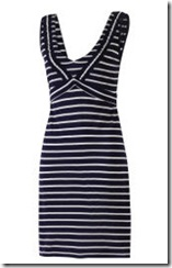 Fat Face Striped Dress