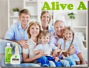Alive™ A Универсальное чистящее средство