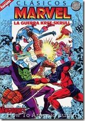 P00007 - Clásicos Marvel nº01 al