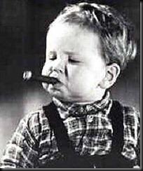 baby cigar