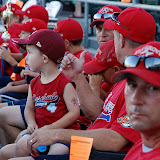 River Cats, August 4 2008, vs Memphis