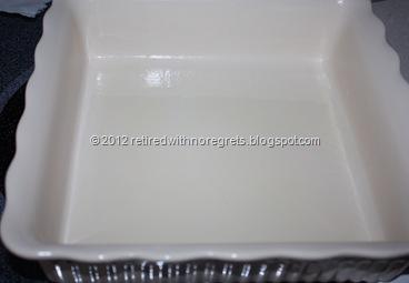 ceramic 9-inch dish