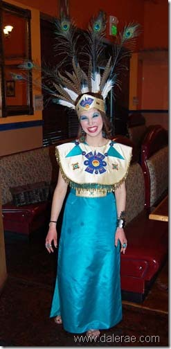 princesa azteca disfraz (6)