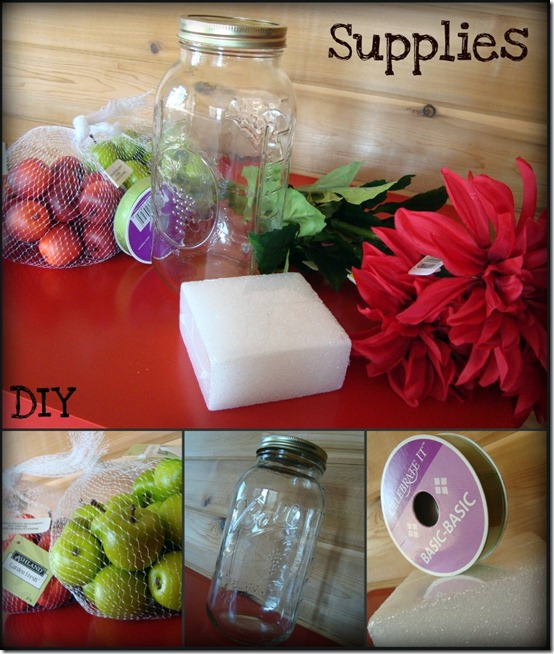 DIY supplies