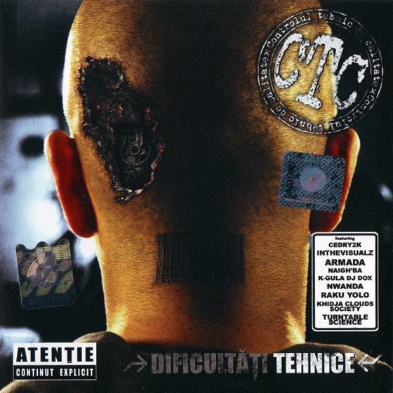 CTC - Dificultati tehnice - Front