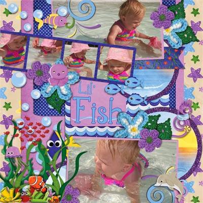MMTS & GPS - Lucky Fin - Lil Fish