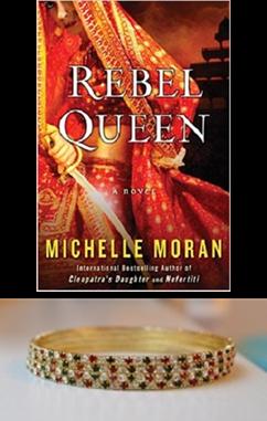 Michelle Moran Giveaway